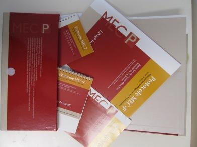 Protocole Montréal d'Évaluation de la Communication version de poche (MEC)