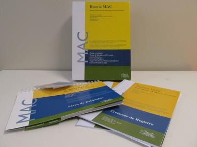 Protocole Montréal d'Évaluation de la Communication version portugaise - Brésil (MEC)